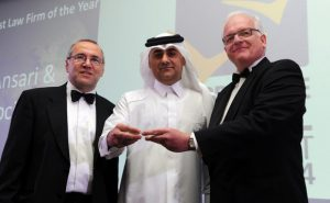 Al-Ansari & Associates wins Middle East M&A Deal of the Year 2015