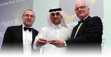 Middle East Law Firm of the Year 2014