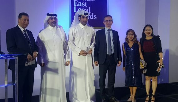 Al-Ansari & Associates Highly Commended CSR Firm